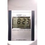 Электронные часы KD-3808